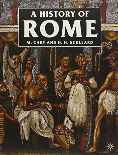 History of Rome 3e & Pocket Guide to Writing History 7e & Spartacus and Slave Wars & Augustus & the Crea