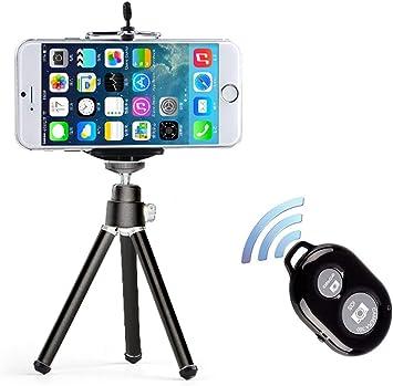 PEMOTech® 3 in 1 Aluminum Adjustable Camera Tripod Stand + Phone ...