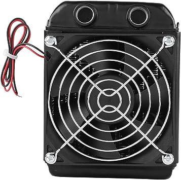 Ventilador del radiador de enfriamiento de agua de rosca G1/4,90 ...