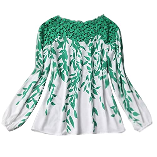 LOBZON - Camisas - Floral - Cutaway - para mujer