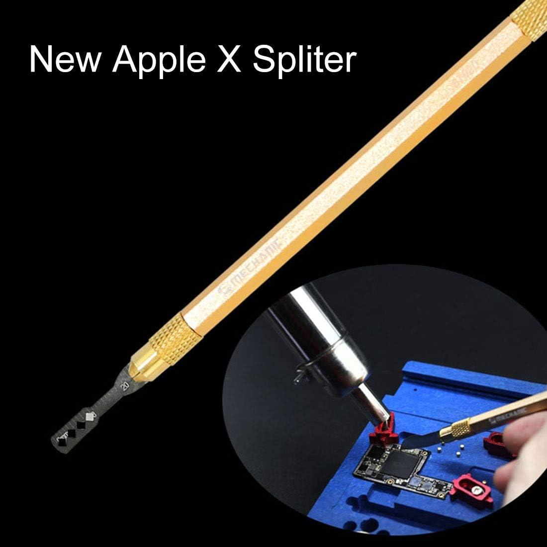 ZHANGYUNSHENG Repair Tools 8 in 1 BGA Repair Blade Set Chip Disassembly Tool