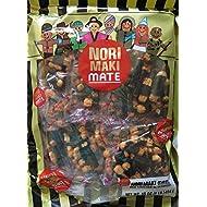 Shirakiku - Norimaki Mate (Rice Crackers with Seaweed) 16 Oz.