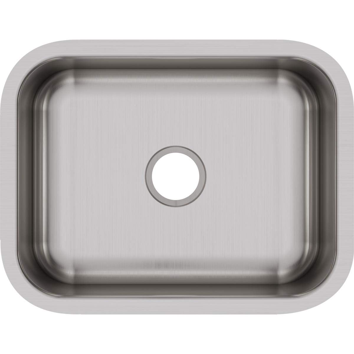 Elkay DXUH2115 Dayton Single Bowl Undermount Stainless Steel Sink