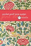 Pocket Posh Jane Austen, Puzzle Society Staff, 1449401236