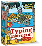 Best Individual Software Typing Games For Kids - Typing Instructor for Kids Version 3 [OLD VERSION] Review