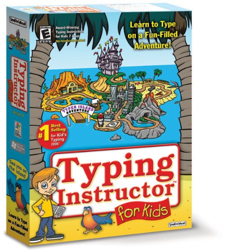 Typing Instructor for Kids Version 3 [OLD VERSION] (Computer Old Games)