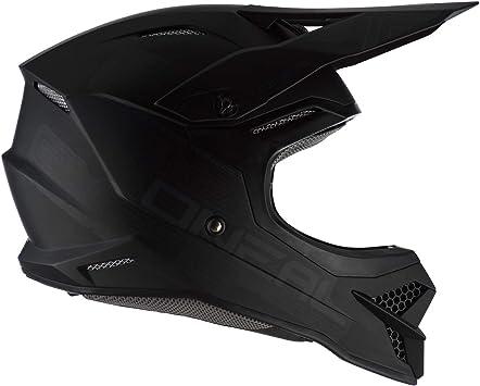 ONeal 3 Series Unisex-Adult Off-Road Helmet Black//Neon Yellow, S