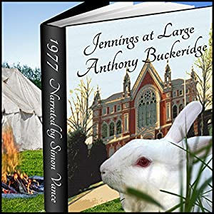 Jennings at Large Audiobook