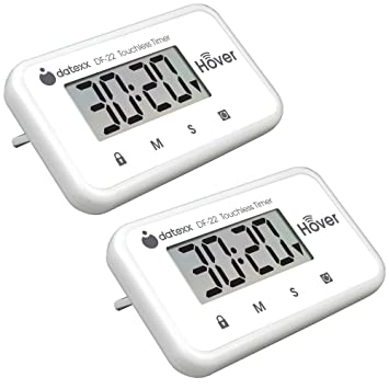 Amazon com: The Miracle Hover Kitchen Timer - Touchless