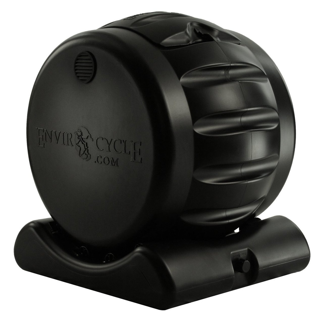 Envirocycle The Most Beautiful Composter in black color