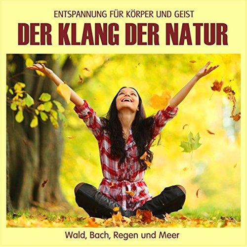 Der Klang Der Natur   Wald Bach Regen Und Meer  Ohne Musik  Naturklänge Für Körper Und Geist   Entspannung Und Wellness Für Die Seele