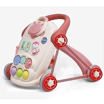 Amazon.com: Yyqtyec – Andador para bebé, aprender a caminar ...
