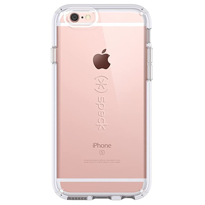 pretty nice a59da 2961d Speck Products CandyShell Case, iPhone 6s Plus Case, iPhone 6 Plus Case,  Clear