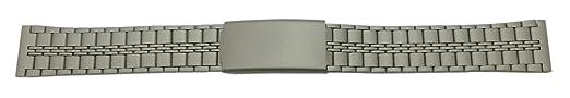 2 opinioni per 20mm Acciaio inossidabile cinturino per orologio in titanio