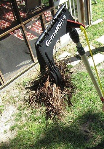 Gutterwhiz Gw1 the Best Gutter Cleaner DIY Cleaning