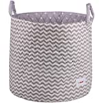 Minene Large Storage Chevrons Basket...