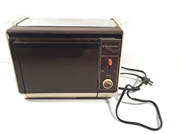 Toastmaster Kitchen Dimensions Under Cabinet Vintage 4 Slice Toaster Model  786
