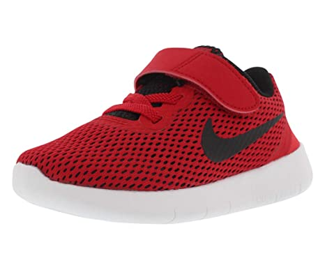 online retailer 3700f f4d30 Nike Free RN (TDV) Toddlers Shoes University Red/Black-White 833992-600 (9)