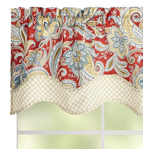 Waverly Traditions By Rustic Retreat Paisley Floral for sale  Delivered anywhere in USA