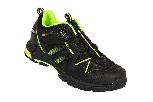 Massi Naga - Zapatillas de Ciclismo MTB Unisex, neón, Talla 46: Amazon.es: Zapatos y complementos