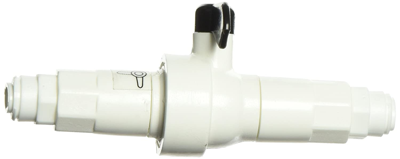 Flushing flow restrictor RO flush valve kit 100 gpd