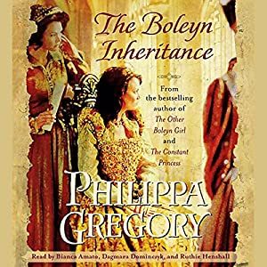 The Boleyn Inheritance (Unabridged) Hörbuch