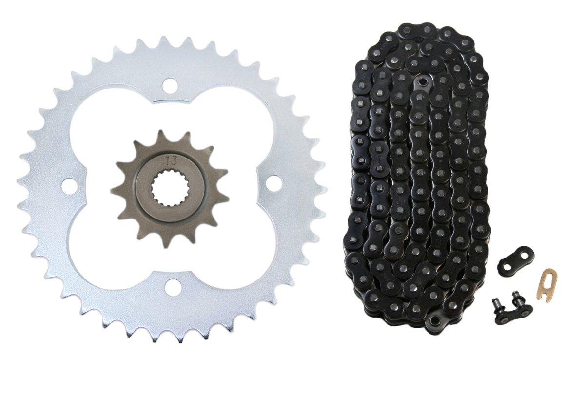 Drive Chain /& Sprockets Kit Fits HONDA TRX450R TRX450ER 2006-2014