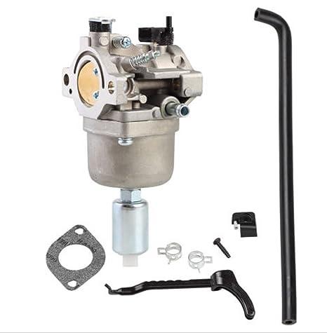 usa premium store carburetor for john deere la115 la125 d110 briggs stratton 19 5 21 hp engine John Deere LA115 Manual