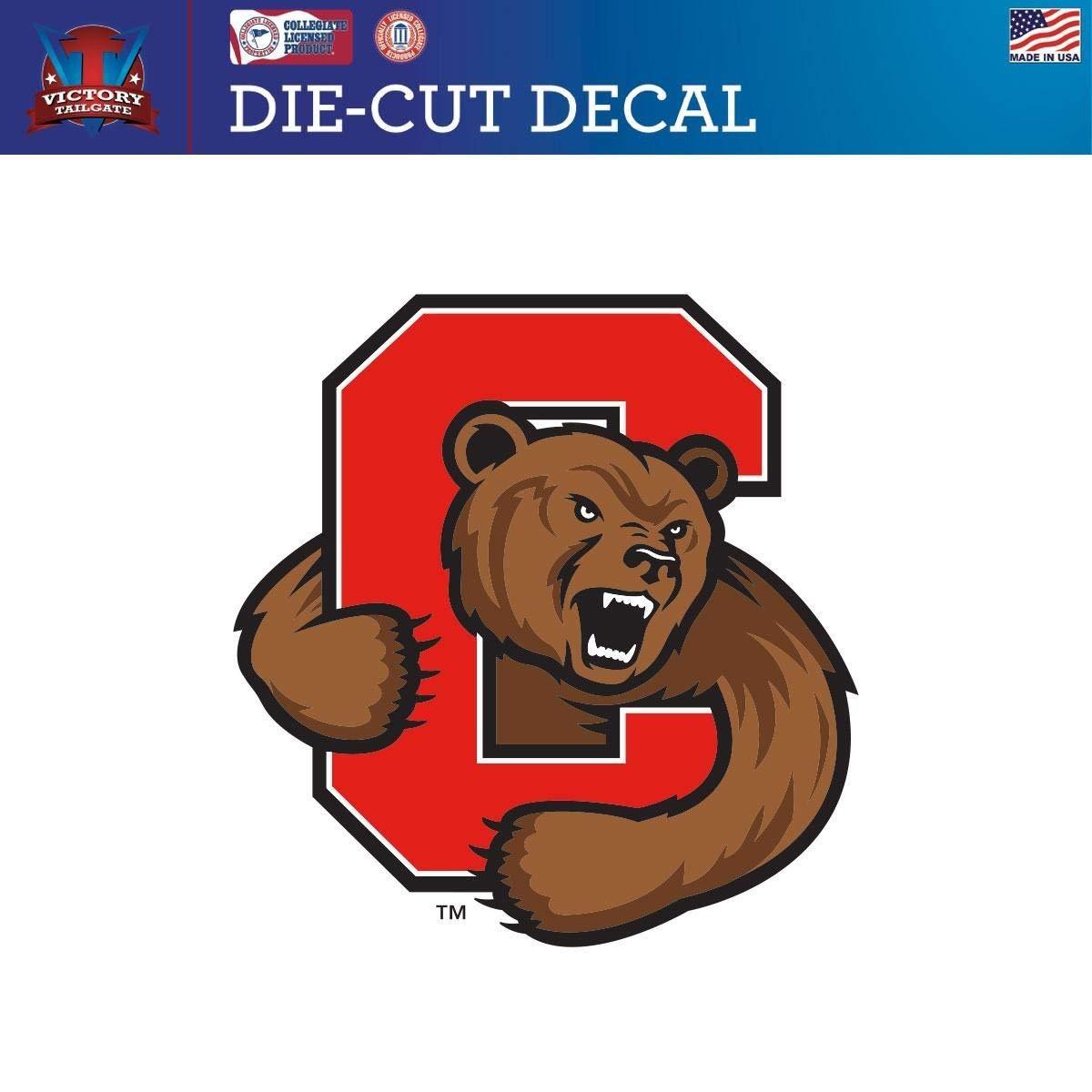 Victory Tailgate Cornell University Big Red Die-Cut Vinyl Decal