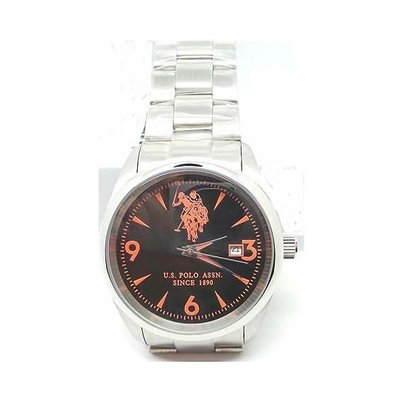 U.S. Polo Assn Hombre USP4041OR: Amazon.es: Relojes