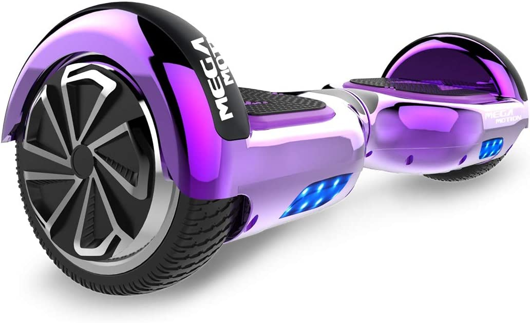 6.5 inch Self Balancing Scooter Hoverboard with Bluetooth Speaker Hoverboards for Kids Age 8-12 Segway Colorful Flashed Best gifts for kids Boys Girls Gifts Hoverboard go Kart Hoverboard