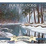 Lang 2017 Four Seasons Wall Calendar, 13.375x24-Inch