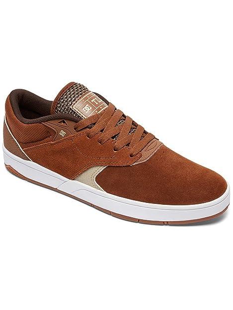 Zapatillas Dc - Tiago S marrón/crema/blanco talla: 40,5: DC Shoes: Amazon.es: Zapatos y complementos