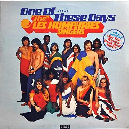 Les Humphries Singers - Les Humphries Singers - One Of These Days - Decca - Slk 17064-P - Zortam Music