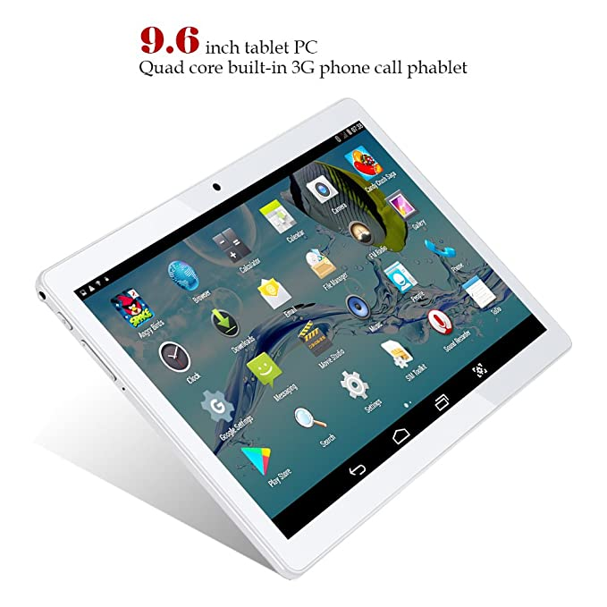 Amazon.es: Padgene Android Tablet 9.6 Pulgadas Phablet con ...