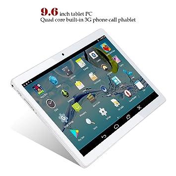 Amazon.es: Padgene Android Tablet 9.6 Pulgadas Phablet con ...