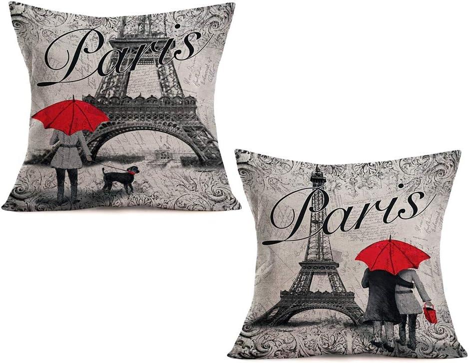 Paris Shopping Spree Throw Pillow fashion illustration, fashion design, Paris, Eiffel Tower, accent pillow,  home decor