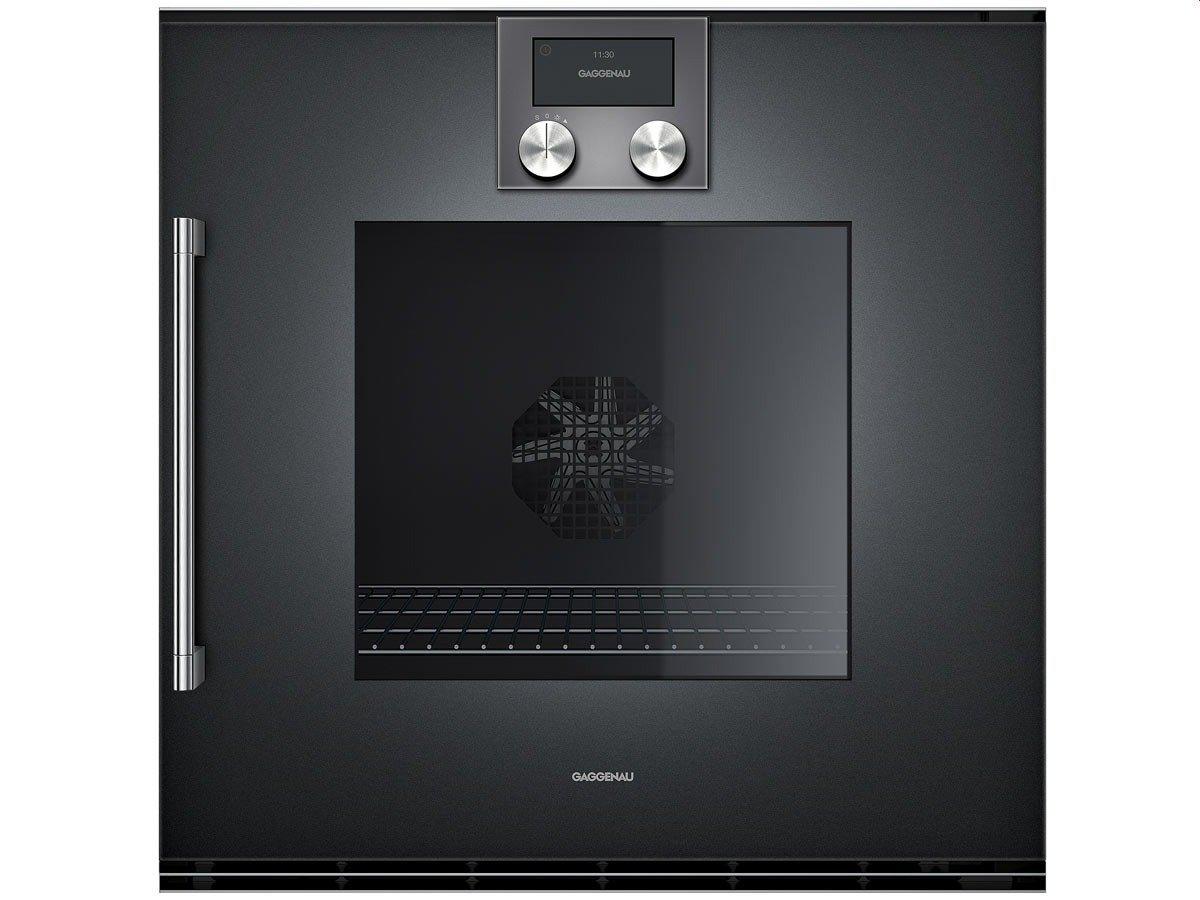 Gaggenau BOP210101 Großraumofen 76 L, 50-300 °C, Pyrolytisch, schwarz