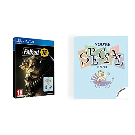 Fallout 76 Amazon S.P.E.C.I.A.L. Edition + Fallout - Youre ...