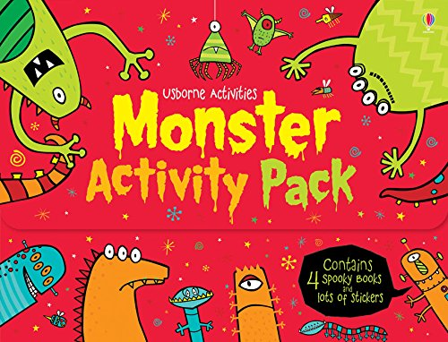 Download Monster Activity Pack ebook