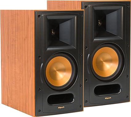Klipsch RB 61 II Reference Series Bookshelf Loudspeakers Cherry Pair
