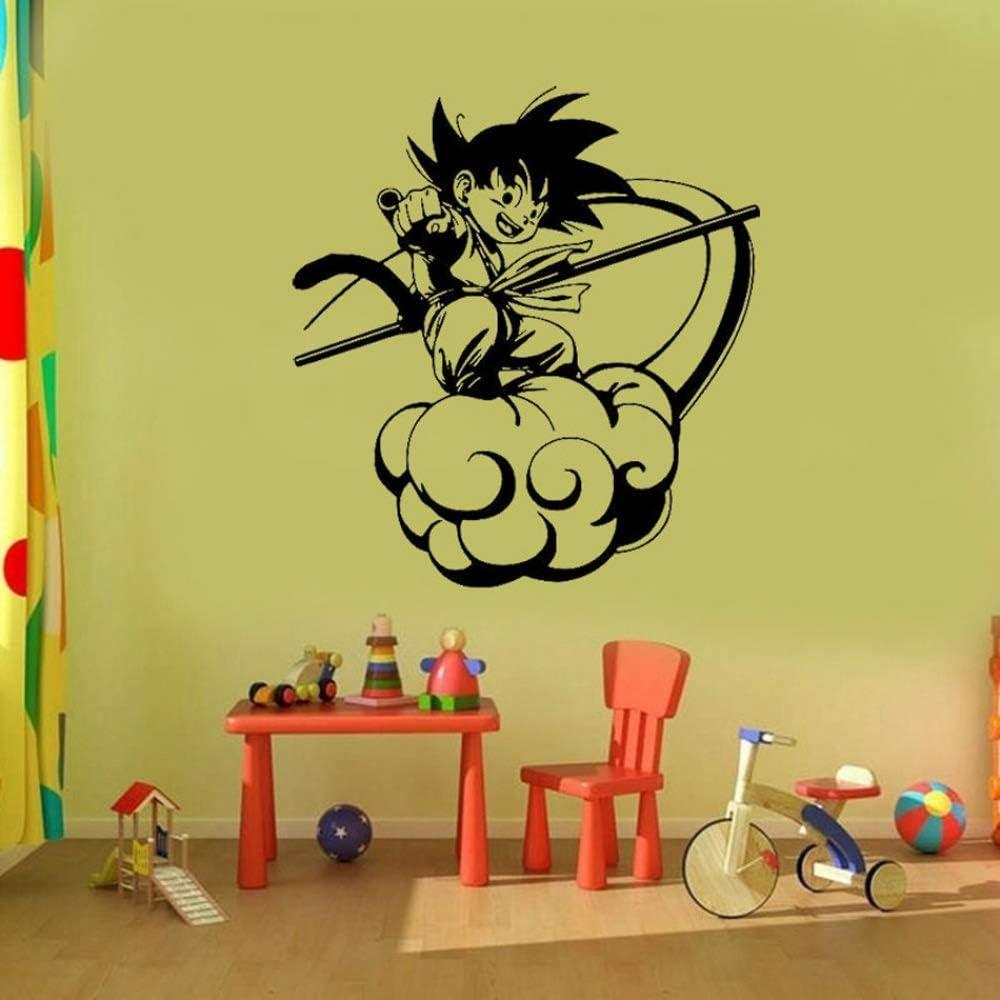 zqyjhkou Cartoon Dragon Ball Sun Wukong Somersault Cloud Vinyl ...