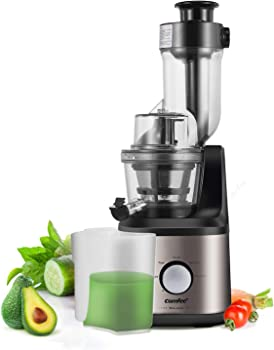 COMFEE' MJ-JS2007AW2 Masticating Juicer