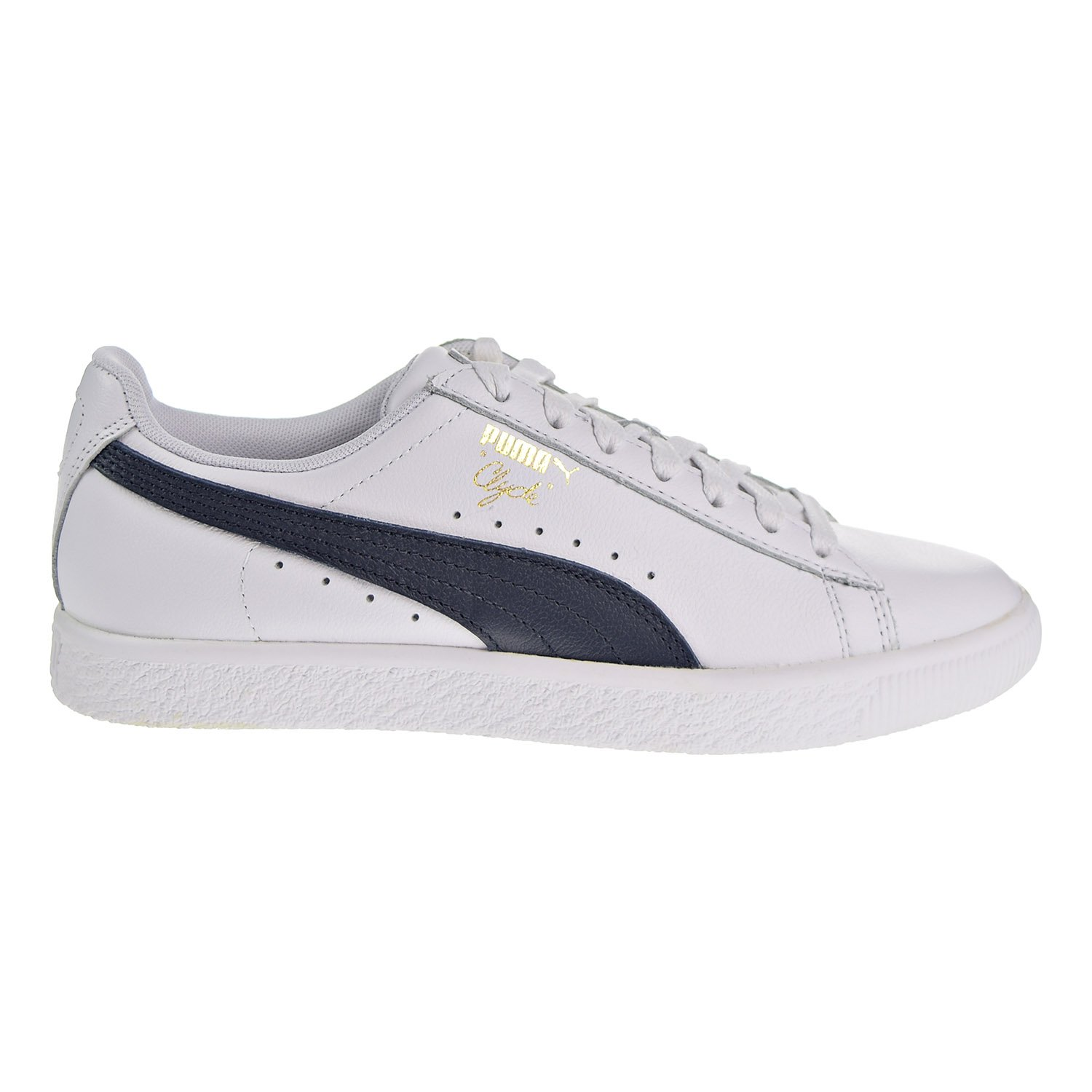 pretty nice f5cd8 a3bb6 PUMA Women's Clyde Core Foil Sneaker