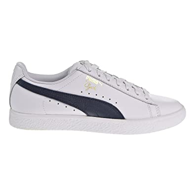 pretty nice ff5ee 0f3ec PUMA Women's Clyde Core Foil Sneaker