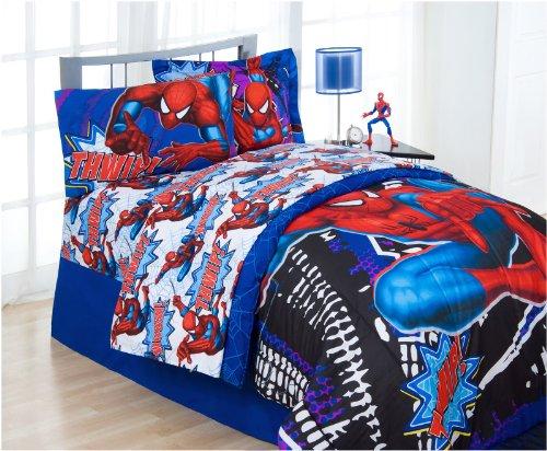 Marvel Spiderman Metro Full Sheet Set
