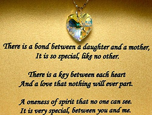 """Mothers Gift or Daughter Gift """"There is a bond between a ..."""