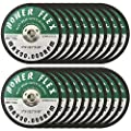"3"" x 1/32"" x 3/8"" Arbor Premium Cut Off Wheels - 20 pack, for cutting all Steel and Ferrous Metals and Stainless Steel from OCM"