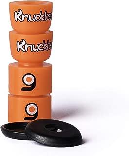 product image for Orangatang Knuckles Longboard Skateboard Truck Bushings (Set of 4)