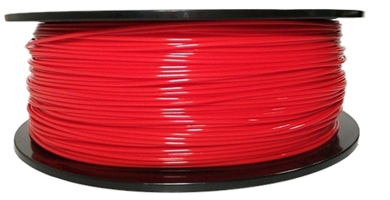 HD-3D - Alta Definición 3d impresora PLA filamento - rojo - 1,75 ...